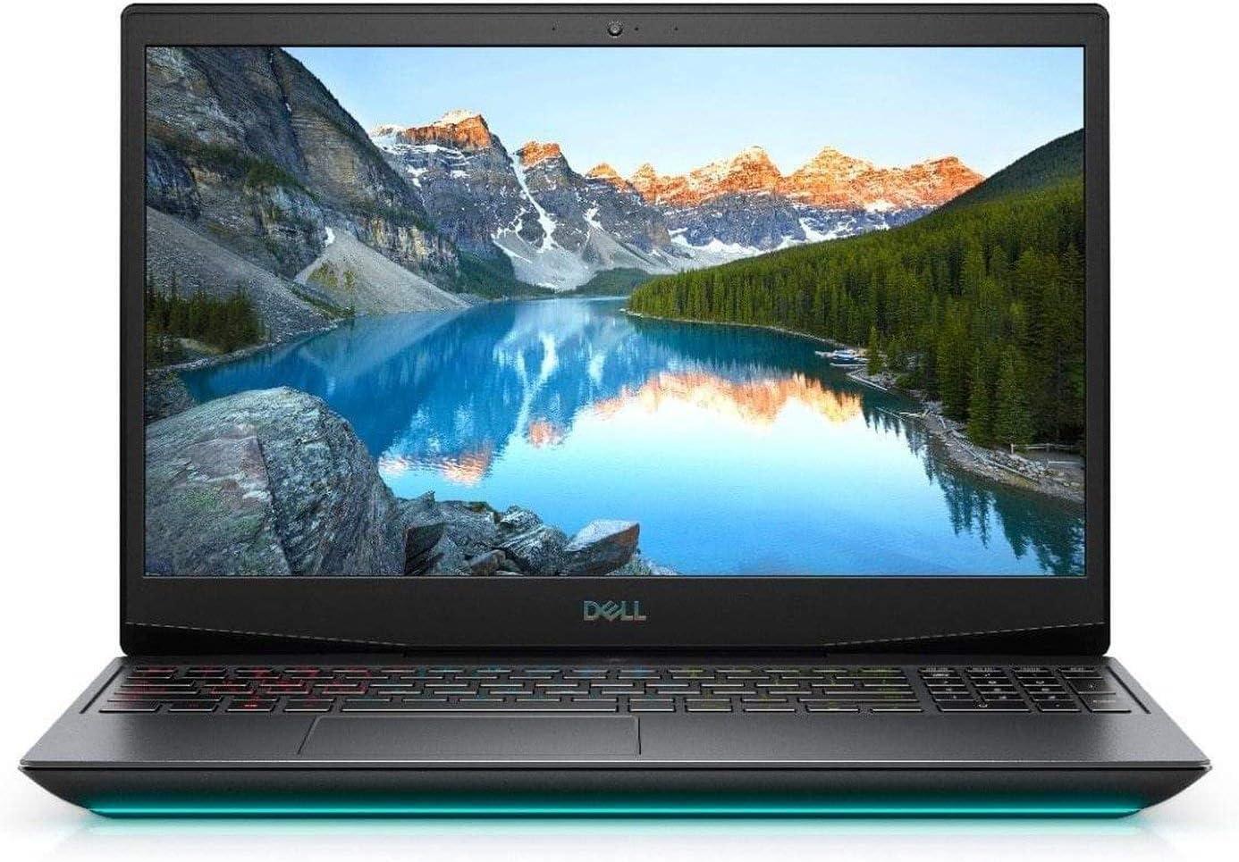 Dell G5 5500 Laptop 15.6 - Intel Core i7 10th Gen - i7-10750H - Six Core 5Ghz - 512GB SSD - 16GB RAM - Nvidia GeForce GTX 1660 Ti - 1920x1080 FHD - Windows 10 Home