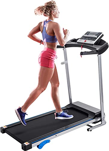 Merax Electric Folding Treadmill Motorized Running Machine