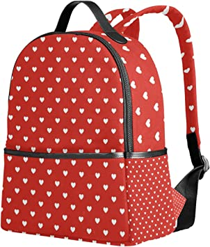 ZHOUXUELI Womens Fashion European and American Personality Wing Travel Backpack Pocket