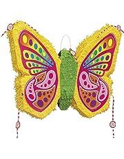 Unbekannt Bunte Schmetterling-Pinata