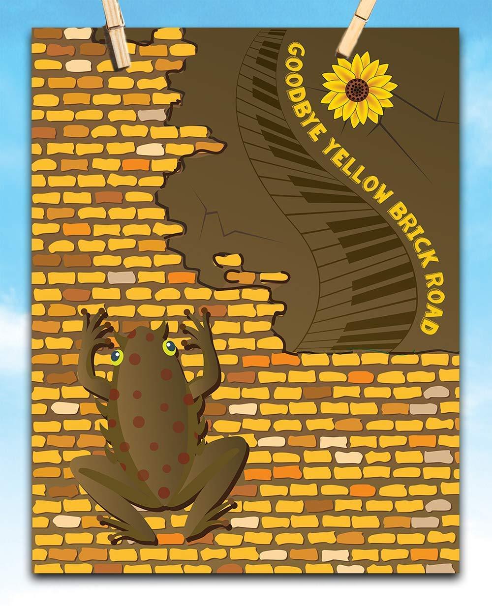 goodbye yellow brick road lyrics
