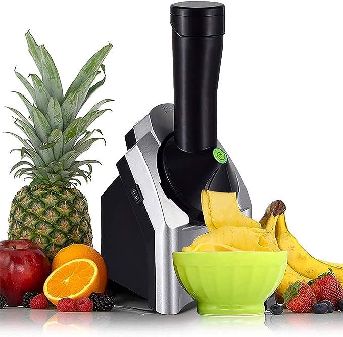 New Upgraded Classic Frozen Fruit Dessert Ice Cream Maker Berries Banana Elite Healthy healthy Ice Cream Maker Froyo Machine