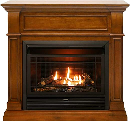 Amazon Com Duluth Forge Fdf300t Dual Fuel Ventless Gas Fireplace