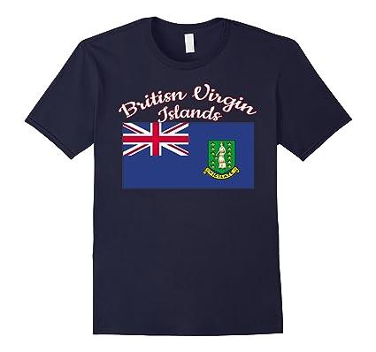 Virgin Islands Men's Flag Tee Zo6auqY