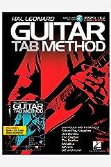 Hal Leonard Guitar Tab Method Books 1 & 2 Combo Edition (Book/Online Audio) Sheet music