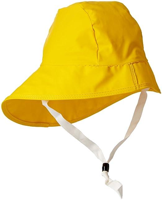 7ae929b7fe6 Helly Hansen mens Sou wester Waterproof Rain Hat Apparel Accesory   Amazon.ca  Clothing   Accessories