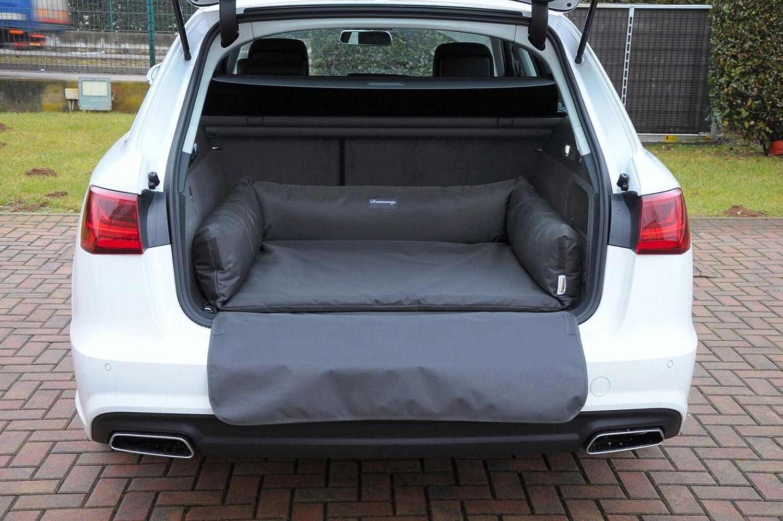 Transportín para maletero coche para perros 100 x 78 x 17 cm: Amazon.es: Coche y moto
