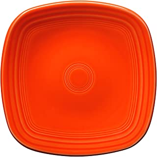 product image for Fiesta Square Luncheon Plate, 9-1/8-Inch, Poppy