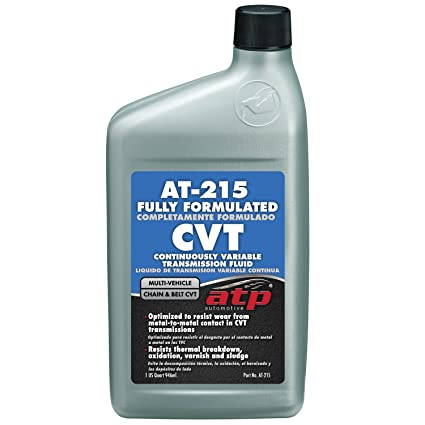 ATP Automotive AT-215 Premium Fully Formulated CVT Fluid