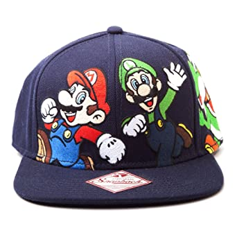 Character Herren Novel Mütze Basecap Snapback Baseball Cap