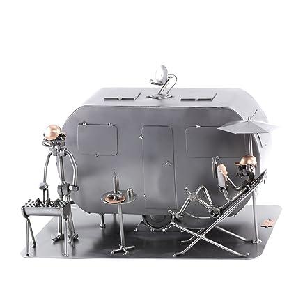 Steelman24 I Omini di viti Camping I Idee regalo originale I ...