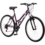 "Roadmaster R8047WMDS Women's Granite Peak Mountain Bike, 26"" Wheels Purple"