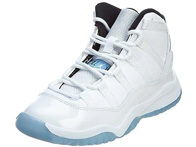 2a1f09ccc9c15 Amazon.com | Jordan 11 Retro BT Legend Blue 378040 117 size 10.5c ...