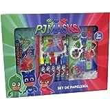Set papeleria PJ Masks 20pzs