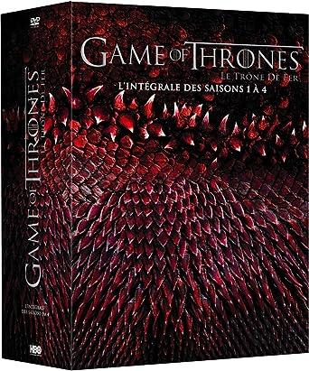 Amazon Com Game Of Thrones Le Trone De Fer L Integrale