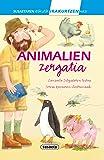 Animalien zergatia (Susaetaren eskutik irakurtzen hasi 1.Maila)