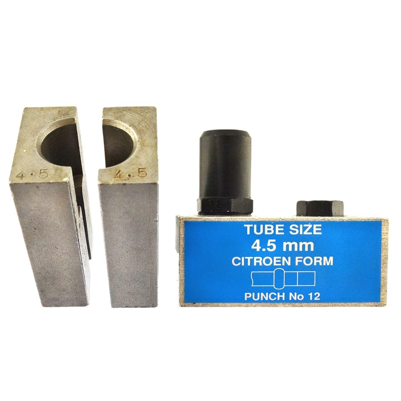 Tuyau de frein Citroen 4, 5Mm é vasement Torchage poinç on et outil Single / Double FL44 5Mm évasement Torchage poinçon et outil Single / Double FL44 AB Tools
