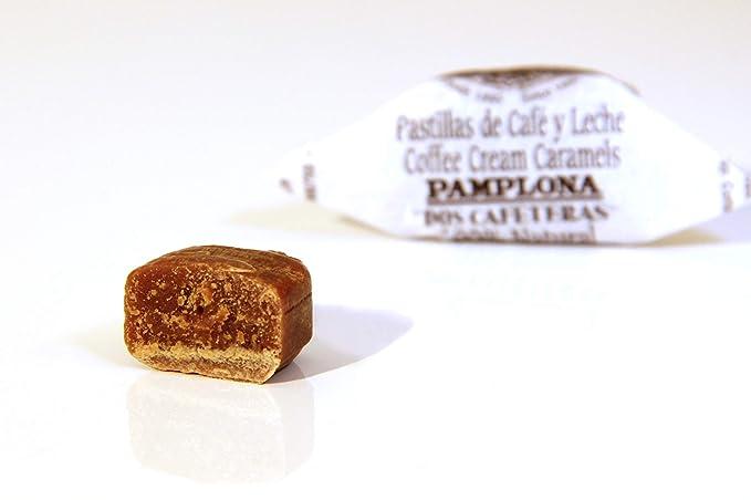 Dos Cafeteras, Caramelo masticable (Café, Leche) - 1000 gr ...