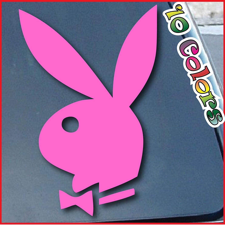 Playboy Bunny Logo - Vinyl 6