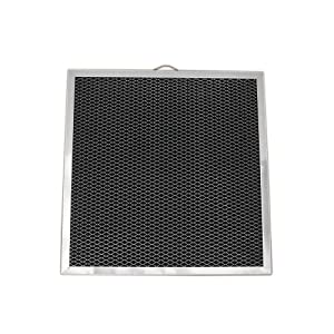 Broan 99010317 Range Hood Charcoal Filter Genuine Original Equipment Manufacturer (OEM) Part Black