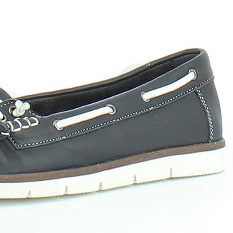 Heavenly Feet Zapatos de Cherry Azul Marino, color Azul, talla 39