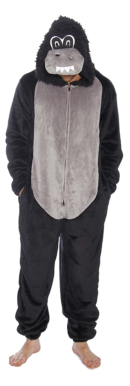 #followme Gorilla Adult Onesie Pajamas