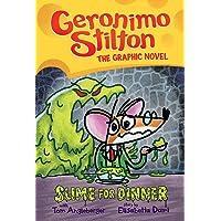 Slime for Dinner (Geronimo Stilton Graphic Novel #2) (2)