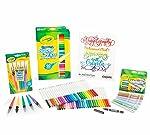CRAYOLA Crayoligraphy Kit de caligrafía, Letras de Mano para Principiantes, Regalo, más de 60 Piezas