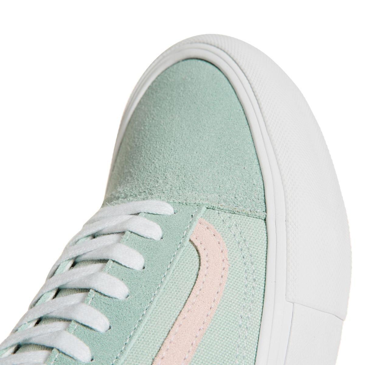 2e9c0717485d65 Vans Old Skool Pro Sneakers (Danlu Harbor Gray Pearl) Skate Suede Vulc Shoes   Amazon.ca  Shoes   Handbags