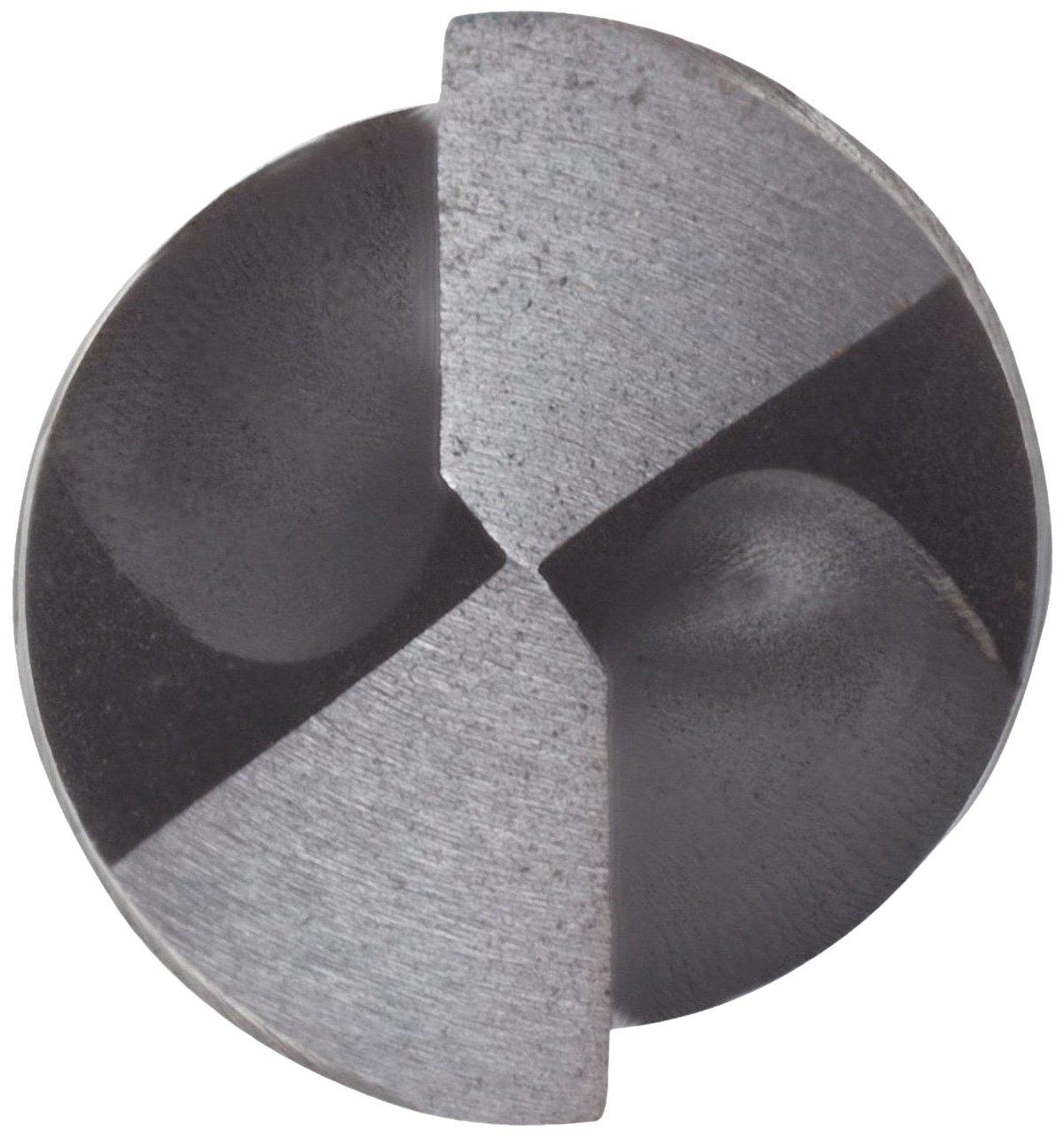 Melin Tool VXMG Carbide Corner Radius End Mill 0.6250 Cutting Diameter 0.03 Corner Radius Helix Roughing Cut 5 Overall Length nACo Monolayer Finish 4 Flutes 0.625 Shank Diameter Variable Helix