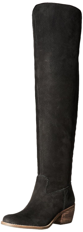 Lucky Brand Women's Khlonn Slouch Boot B01EIERENE 11 B(M) US|Black