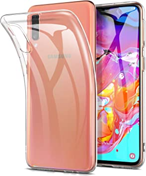 Yocktec Funda para Samsung Galaxy A70 2019, Funda de Gel Ultrafina ...