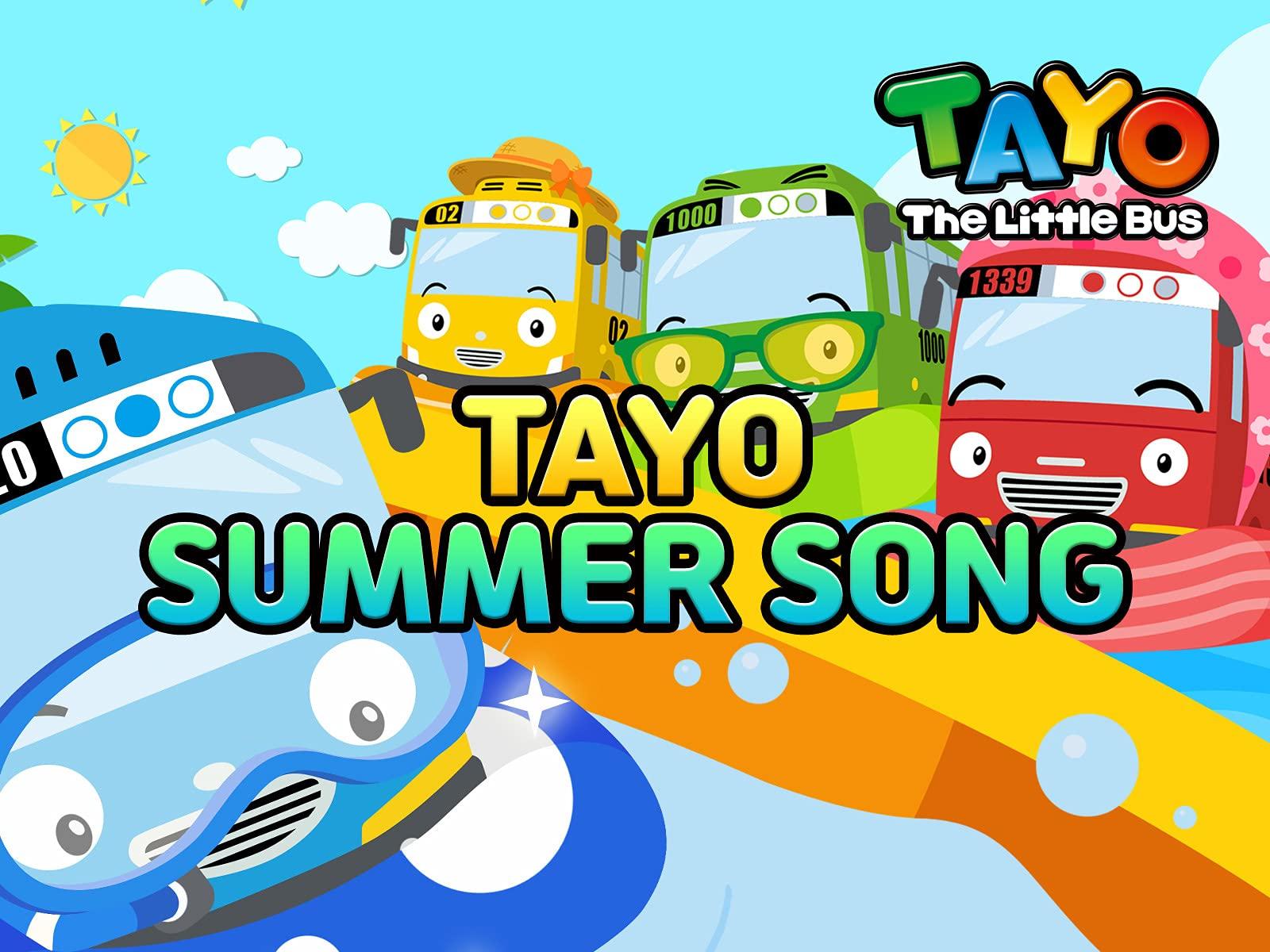 Tayo's Summer Song Series