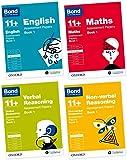 Bond 11+: English, Maths, Non-verbal Reasoning, Verbal Reasoning: Assessment Papers: 10-11 years Bundle