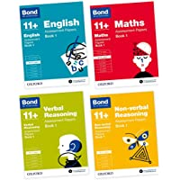 Bond 11+: English, Maths, Non-verbal Reasoning, Verbal Reasoning: Assessment Papers: 10-11 years Bundle