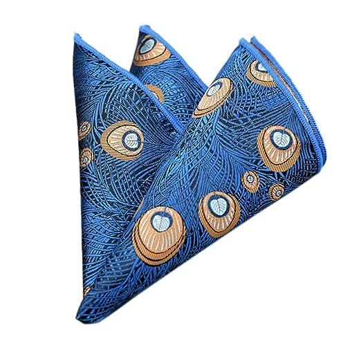 Multicolor levacy Fashion Men suit pocket Floral Print Retro Suit Pocket Scarf Soft squares cashew pattern Chest Towel