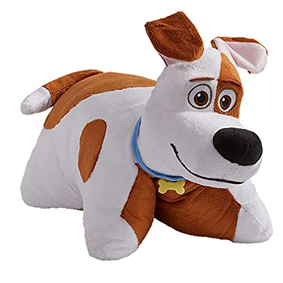 Pillow Pets Max - Universal Pictures The Secret Life of Pets Dog Plush: Home & Kitchen