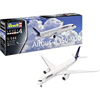 Revell-Airbus A350-900 Lufthansa New Li, Escala 1:144 Kit
