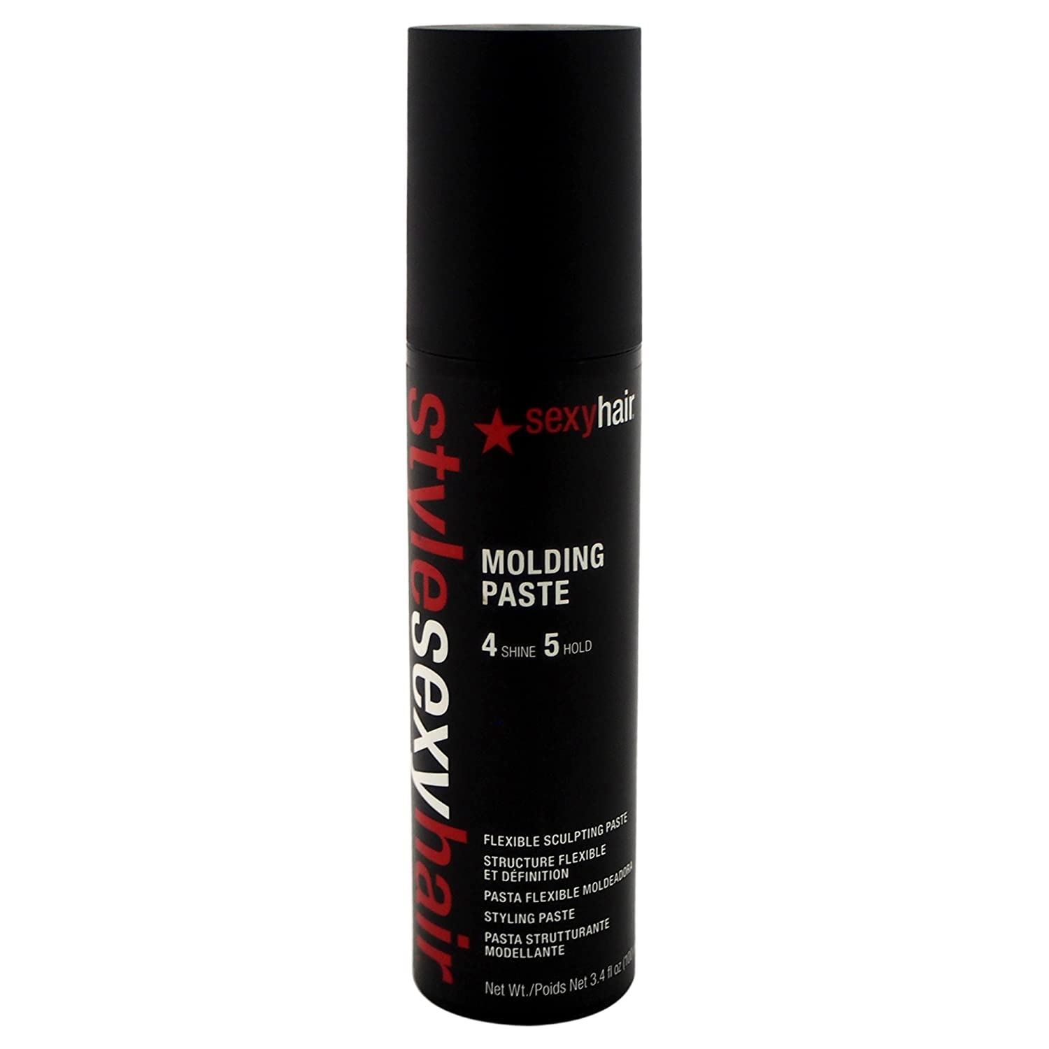 Amazoncom Sexy Hair Style Molding Paste 34 Ounce Hair Styling