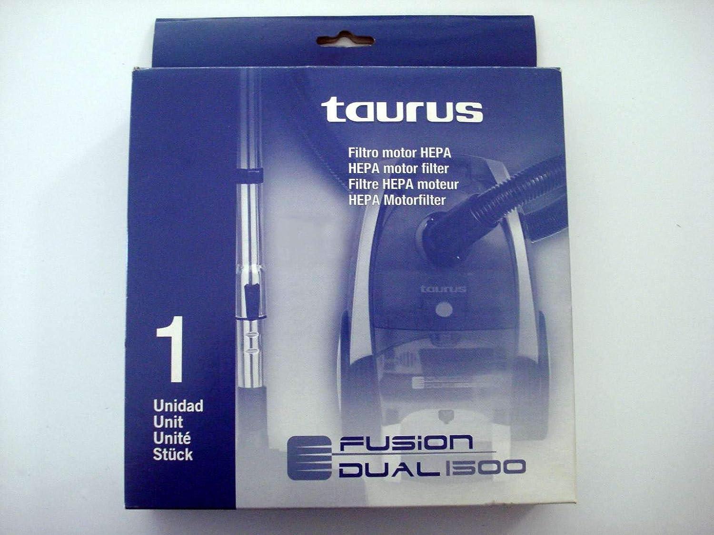 Taurus Bolsas Aspirador Fusion Dual 1500: Amazon.es: Hogar