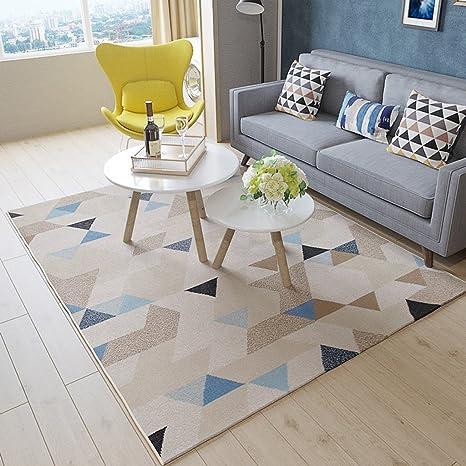 alfombra Ali Nórdico salón sofá Mesa de café Simple casa ...