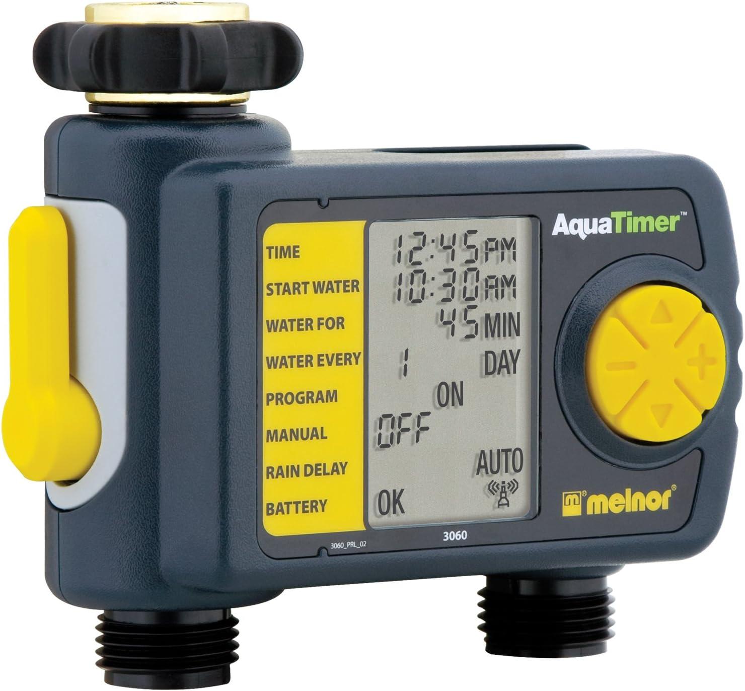 Melnor 3060 Digital Water Timer Plus