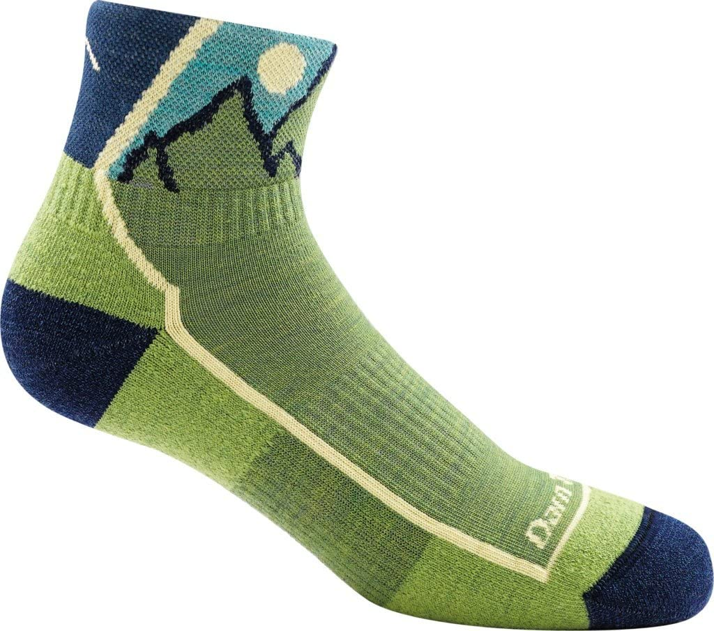 Darn Tough Vermont Junior Girls Light Hiker Micro Crew Light Cushion Socks