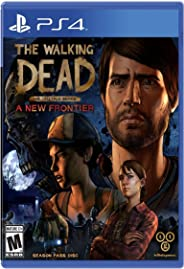 The Walking Dead: A New Frontier - PlayStation 4 - Standard Edition