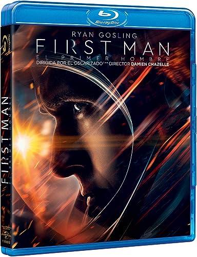 First Man: El Primer Hombre [Blu-ray]: Amazon.es: Ryan Gosling ...