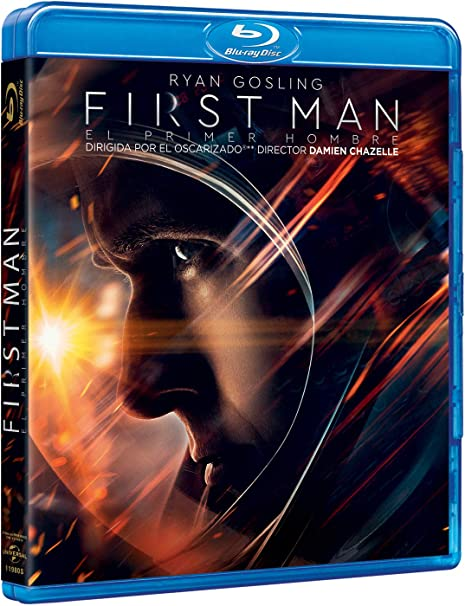 First Man: El Primer Hombre [Blu-ray]: Amazon.es: Ryan Gosling, Claire Foy, Jason Clarke, Kyle Chandler, Lukas Haas, Damien Chazelle, Ryan Gosling, Claire Foy, Universal Pictures, DreamWorks, Perfect World Pictures: Cine y Series