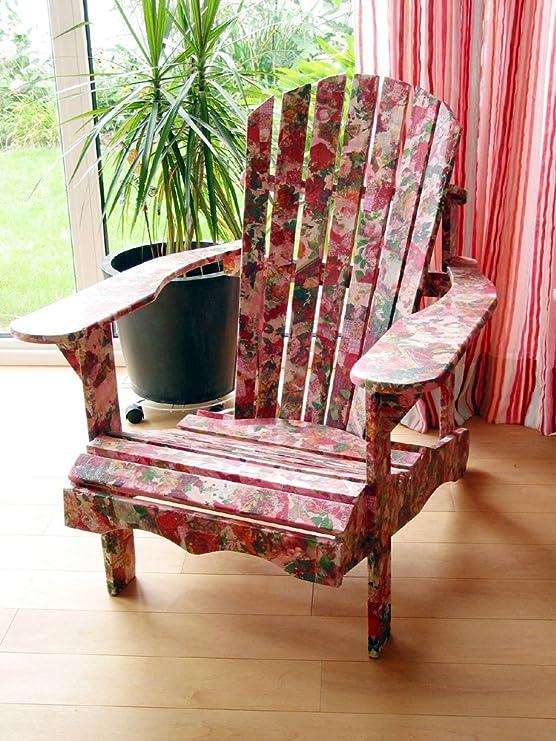 Amazonde Cool Products Sessel Bausatz Adirondack Chair Beige 91