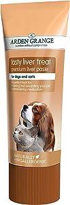 Arden Grange Tasty Liver Paste for Dogs 75g