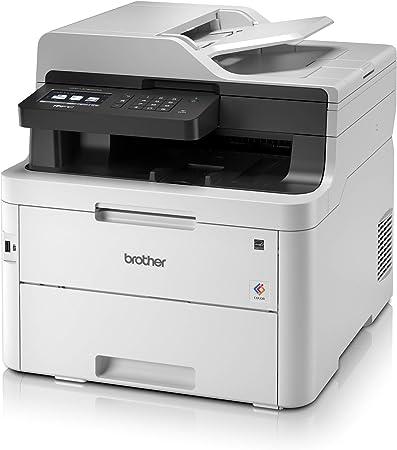 Brother Impresora Laser Couleur  silencieuse  Connexion Ethernet ...