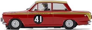 Scalextric Ford Lotus Cortina Alan Mann Racing #41 1:32 Slot Car C3870 Vehicle Replicas